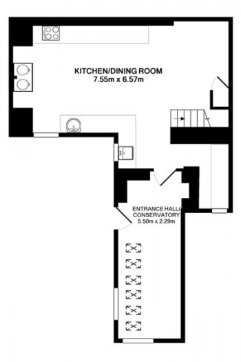 Kitchen / Dining Room Plan