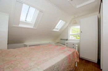 Sail Loft Cottage Bedroom